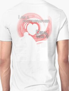 I am Photographer T-Shirt