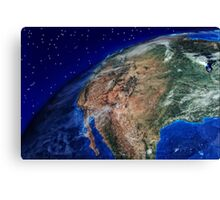 What in the World? Canvas Print