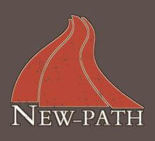 New Path Logo from A Scanner Darkly by Adho1982