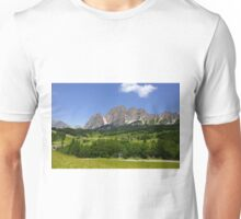 Pomagagnon from Cortina d'Ampezzo  Unisex T-Shirt