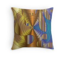Let there be music..... Throw Pillow