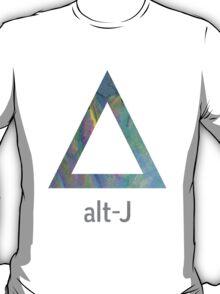 alt-J - An Awesome Wave (white) T-Shirt