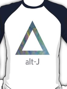 alt-J - An Awesome Wave (white) T-Shirt