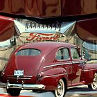 Old Ford Still Going...........and Going and GOING.... by Larry Llewellyn