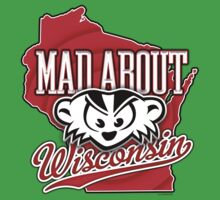 Mad About Wisconsin Kids Clothes