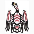 Native Eagle by Bobby Alipanahi