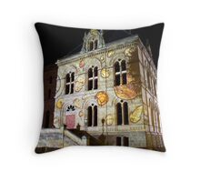 South Australian Museum. Throw Pillow