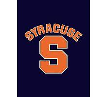 Syracuse S - v5 Photographic Print