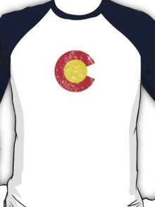 Vintage Colorado Flag T-Shirt