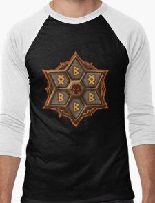 Violent/Revenge Men's Baseball ¾ T-Shirt