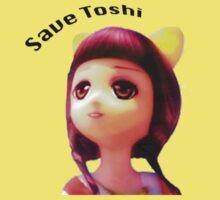Save Toshi T-Shirt