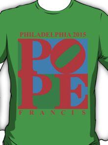 Love Park Pope T-Shirt