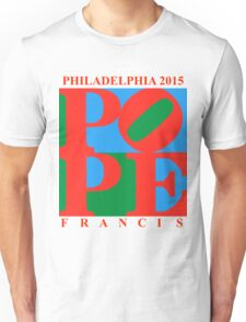 Love Park Pope Unisex T-Shirt