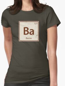 Vintage Bacon Periodic Table Element T-Shirt