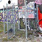 Grafitti Expo ...  by Danceintherain