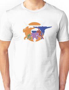 Ginyu Force Pose and Logo (Dragonball Z) Unisex T-Shirt