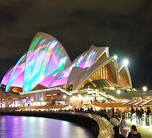 Vivid: Sydney Opera House by kelliejane