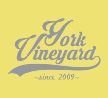 York Vineyard scripty - cool grey Kids Clothes