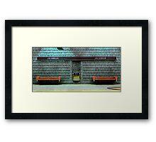 Jolicoeur Framed Print