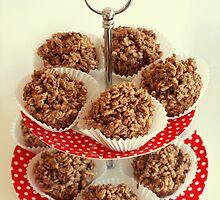 Chocolate Crackles by Sarah  Mac