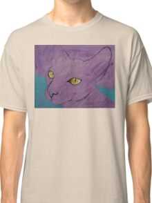 Purple Sphynx Classic T-Shirt