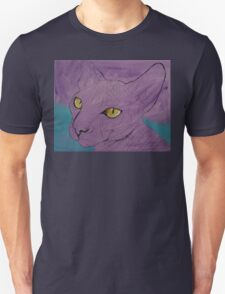 Purple Sphynx Unisex T-Shirt