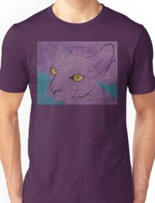 Purple Sphynx Unisex T-Shirt
