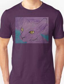 Purple Sphynx T-Shirt