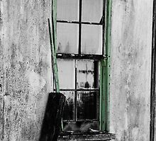 The truth behind the window..... by JCMPhotos