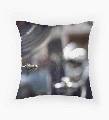 Clip Throw Pillow