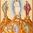 Transfigured by ikonographics