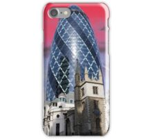 Old and new - Gherkin iPhone Case/Skin