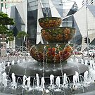 World's largest Crystal fountain by machka