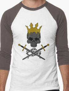 Game of Crossbones Men's Baseball ¾ T-Shirt