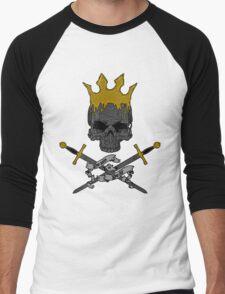 Game of Crossbones Men's Baseball ¾ T-Shirt