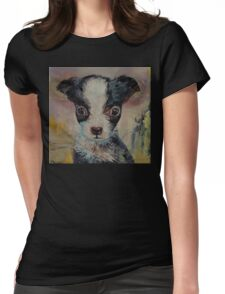 Shakespeare Womens Fitted T-Shirt