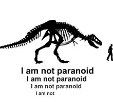 Not paranoid by Carol and Mike Werner