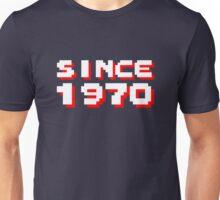 SINCE 1970 Unisex T-Shirt