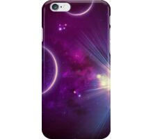 Planets and Nebulas 4 iPhone Case/Skin