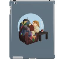 The Reader v1 iPad Case/Skin