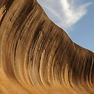 Wave Rock - Heydon WA Australia by Bev Woodman