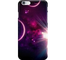 Planets and Nebulas 6 iPhone Case/Skin