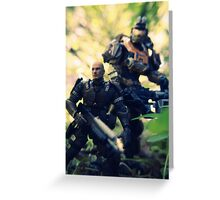 Halo: Cryptum Greeting Card