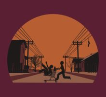 Sunset Urban by zomboy