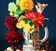 Beer Stein  by torishaa