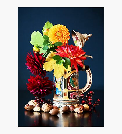 Beer Stein  Photographic Print