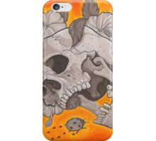 Face your fears iPhone Case/Skin