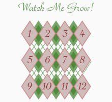 Watch Me Grow: Argyle 1-12 Kids Clothes