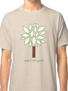 Watch Me Grow: Tree 1-18 Classic T-Shirt