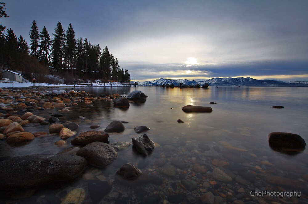 The last Sunset of 2010 by ChePhotography
